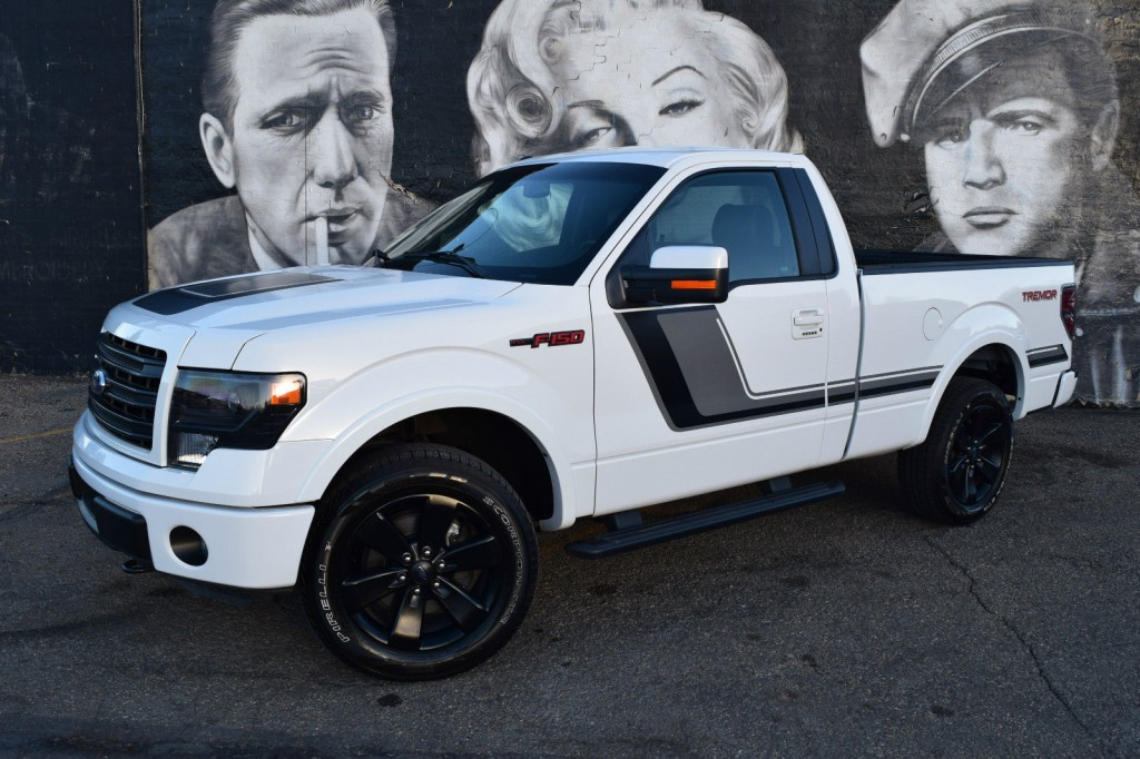 Ford Tremor For Sale >> 2014 Ford F 150 Tremor FX4 for sale