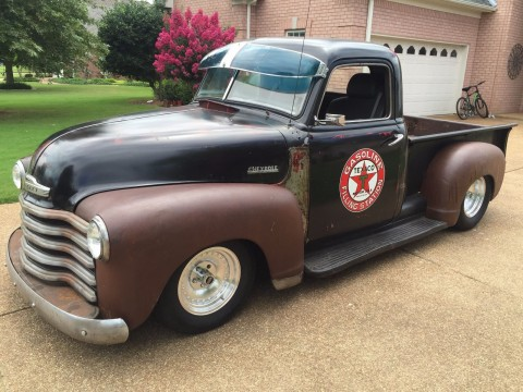 1951 Chevrolet 3100 Pickup Shop Truck Patina for sale