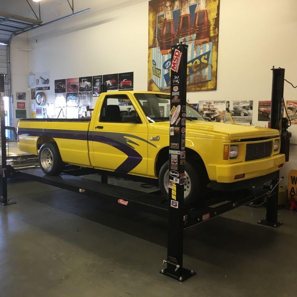 1982 GMC S-15 Sonoma Show Truck For Sale