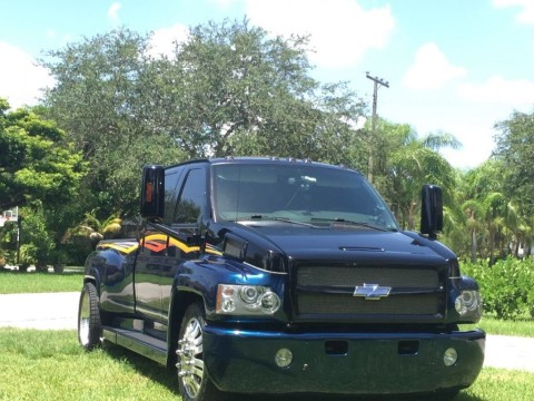 2007 Chevrolet C4500 Custom Kodiak for sale