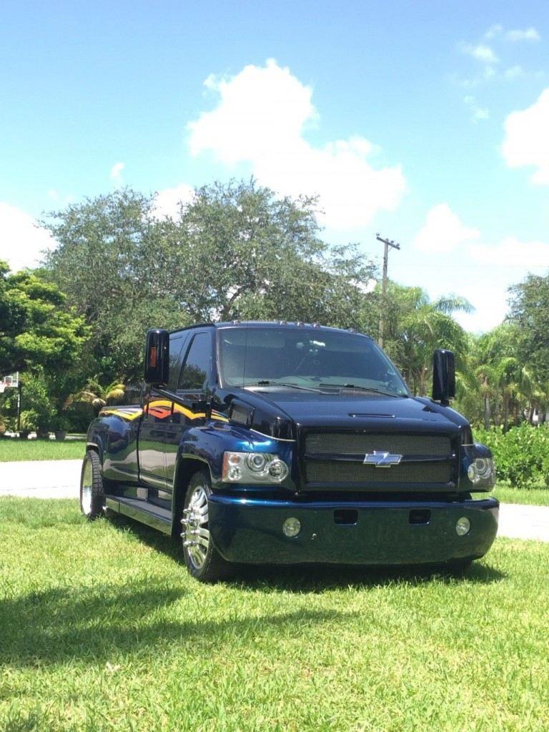 2007 Chevrolet C4500 Custom Kodiak for sale
