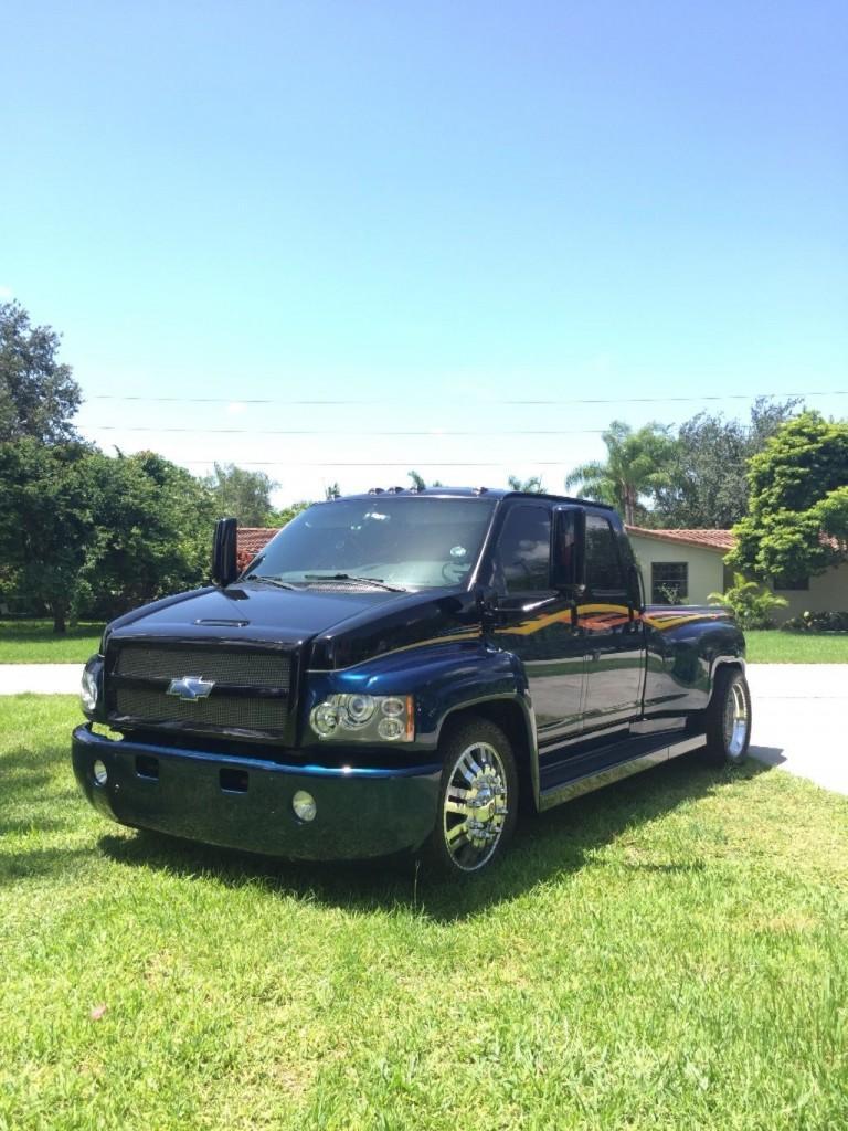Avalanche Truck 2016 >> 2007 Chevrolet C4500 Custom Kodiak for sale