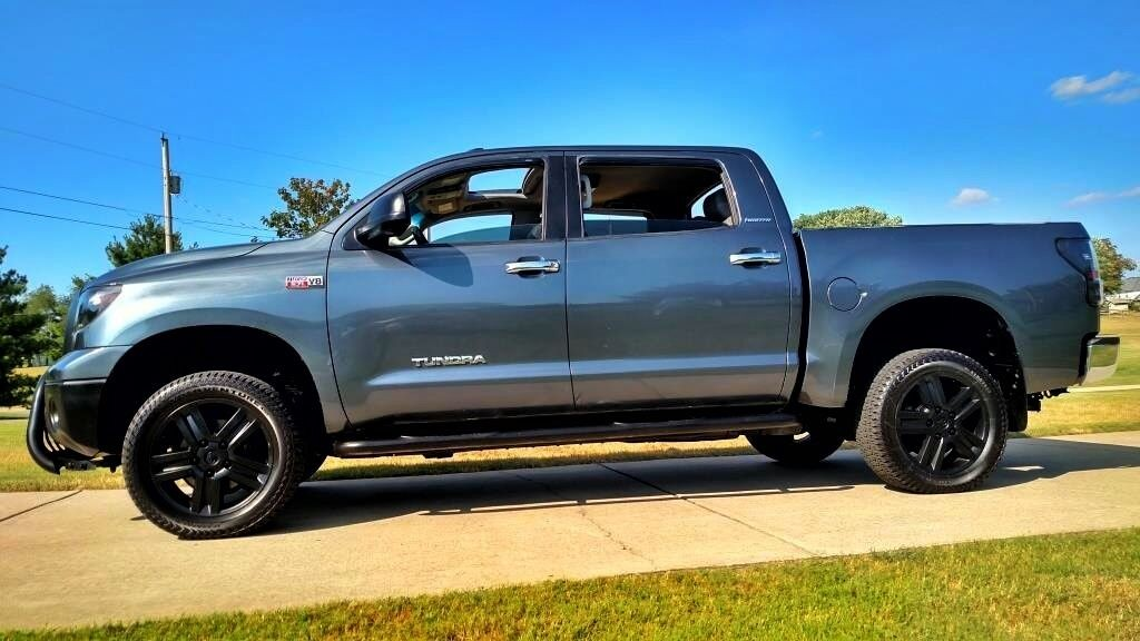 2008 toyota tundra crewmax 4 4 for sale. Black Bedroom Furniture Sets. Home Design Ideas