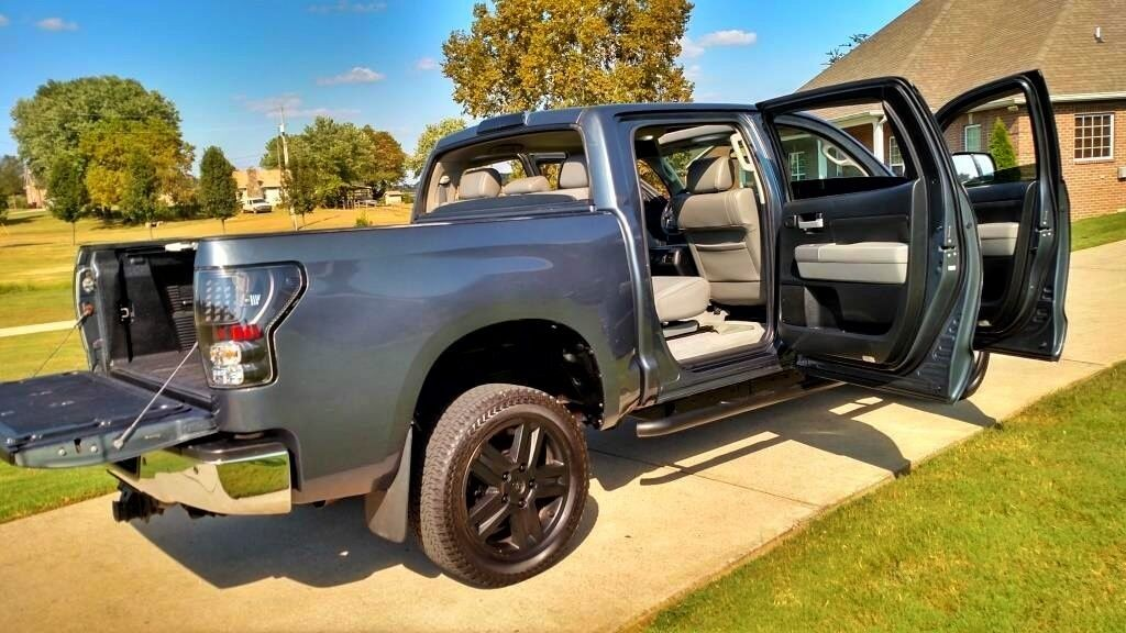 2008 Toyota Tundra Crewmax 4 215 4 For Sale