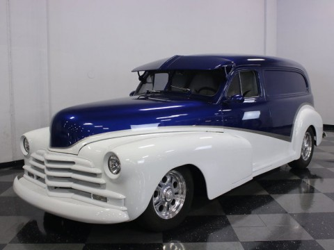 1947 Chevrolet Sedan Delivery custom for sale
