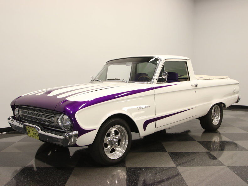 1961 Ford Ranchero Custom Pickup For Sale