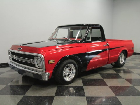1970 Chevrolet C10 custom pickup for sale