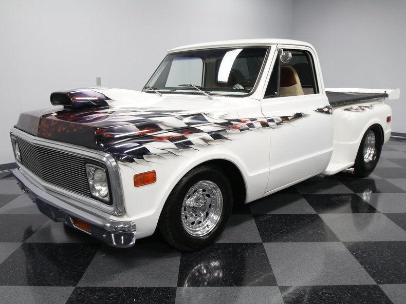 1971 Chevrolet C10 custom pickup