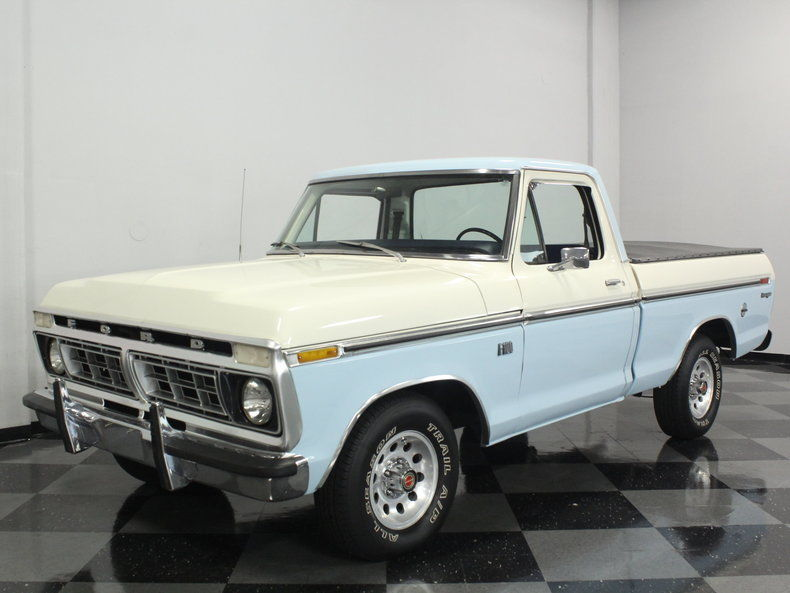 3 Door Truck >> 1976 Ford F 100 pickup for sale