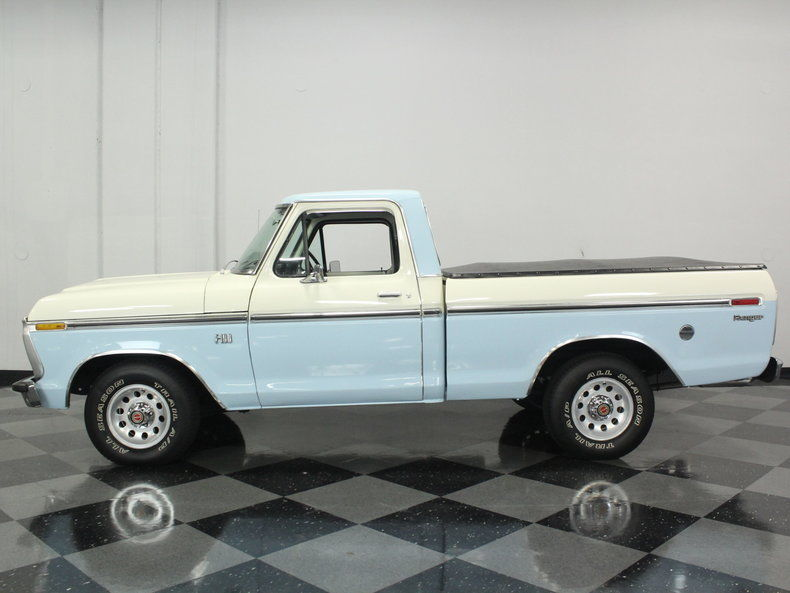 1976 Ford F 100 Pickup For Sale