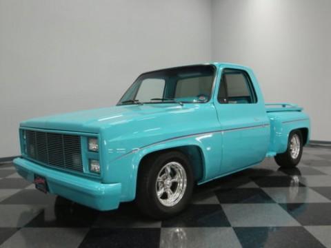 1981 Chevrolet C 10 custom pickup for sale