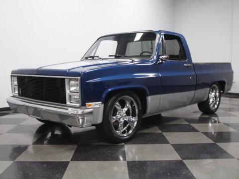 1985 Chevrolet Silverado 1500 custom pickup for sale