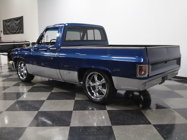 1985 Chevrolet Silverado 1500 custom pickup
