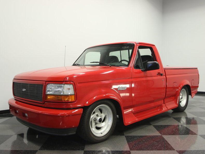 1993 Ford F150 Lightning Standard Cab Custom Pickup For Sale