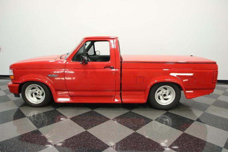1993 ford f150 lightning standard cab custom pickup for sale. Black Bedroom Furniture Sets. Home Design Ideas
