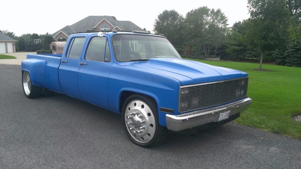 Trucks For Sale In Ohio >> 1983 Chevy C-30 Custom Dually for sale