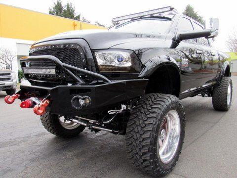 2013 Ram 2500 Laramie Mega Cab Sema Show truck for sale