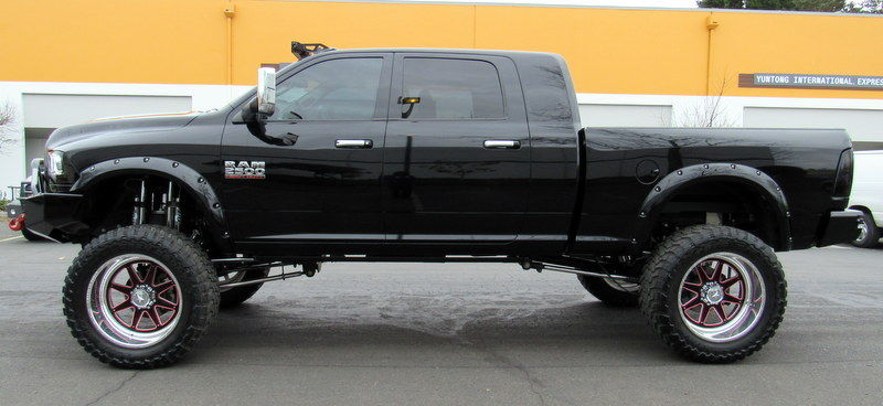 2013 ram 2500 laramie mega cab sema show truck for sale. Black Bedroom Furniture Sets. Home Design Ideas