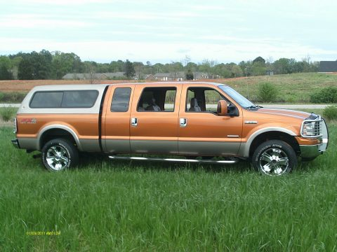 Custom Built 2006 Ford F-250 Lariat Super Mega Cab Pickup truck for sale