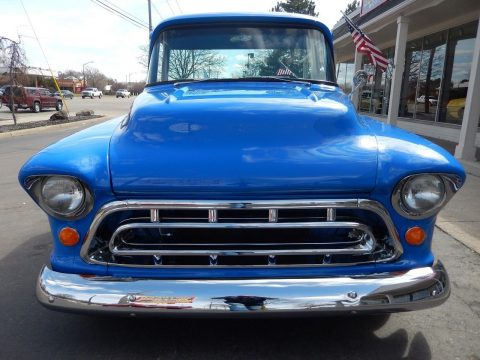 1957 Chevrolet 1500 in show quality for sale