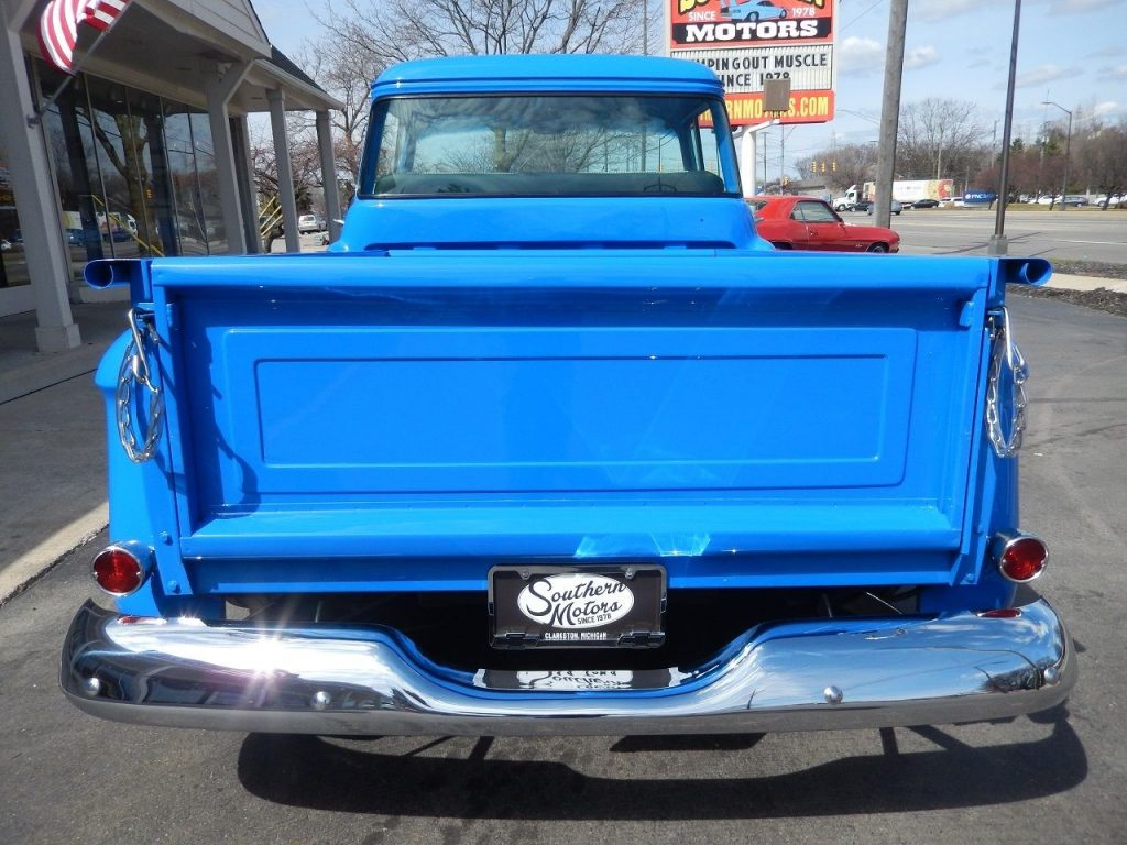 1957 Chevrolet 1500 in show quality