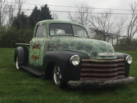 Absolutely perfect 1950 Chevrolet custom Pickup for sale