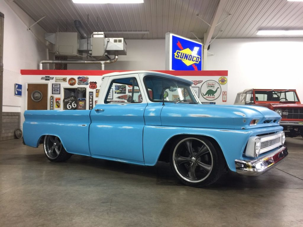 badass 1964 chevrolet c 10 custom truck pickup for sale. Black Bedroom Furniture Sets. Home Design Ideas
