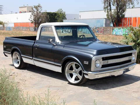 Nicely customized 1969 Chevrolet C 10 for sale