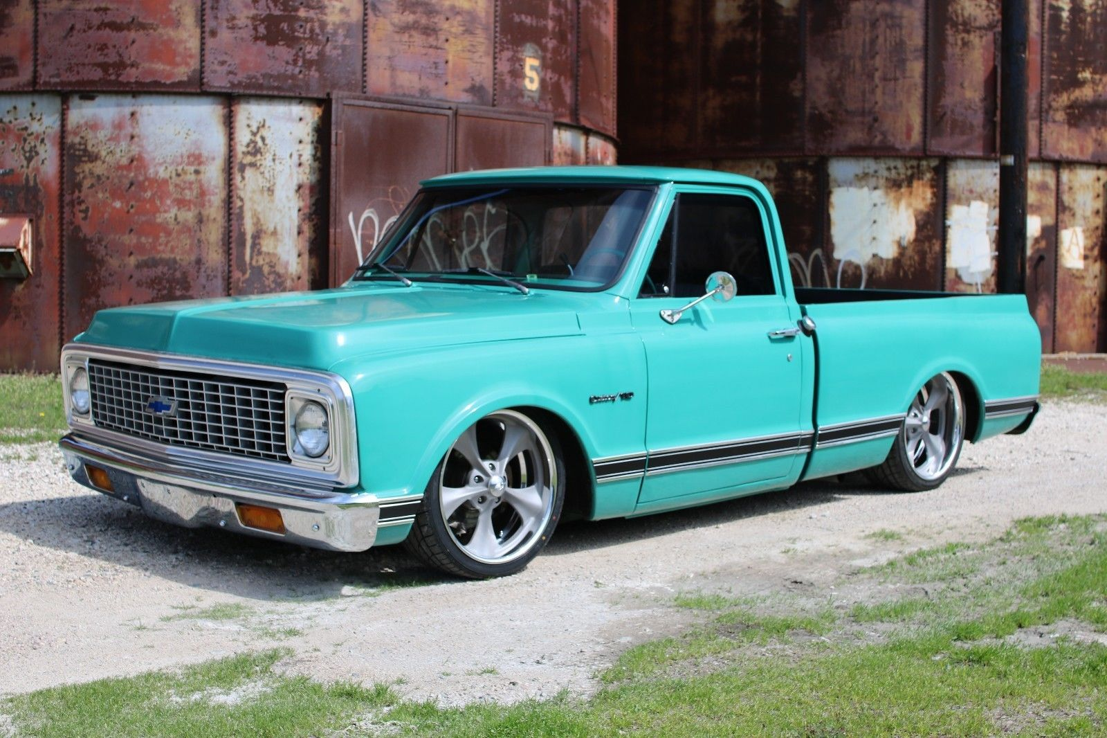 Rust Free 1971 Chevrolet C 10 In Mint Condition For Sale
