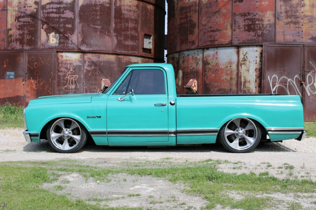 Rust free 1971 Chevrolet C 10 in mint condition