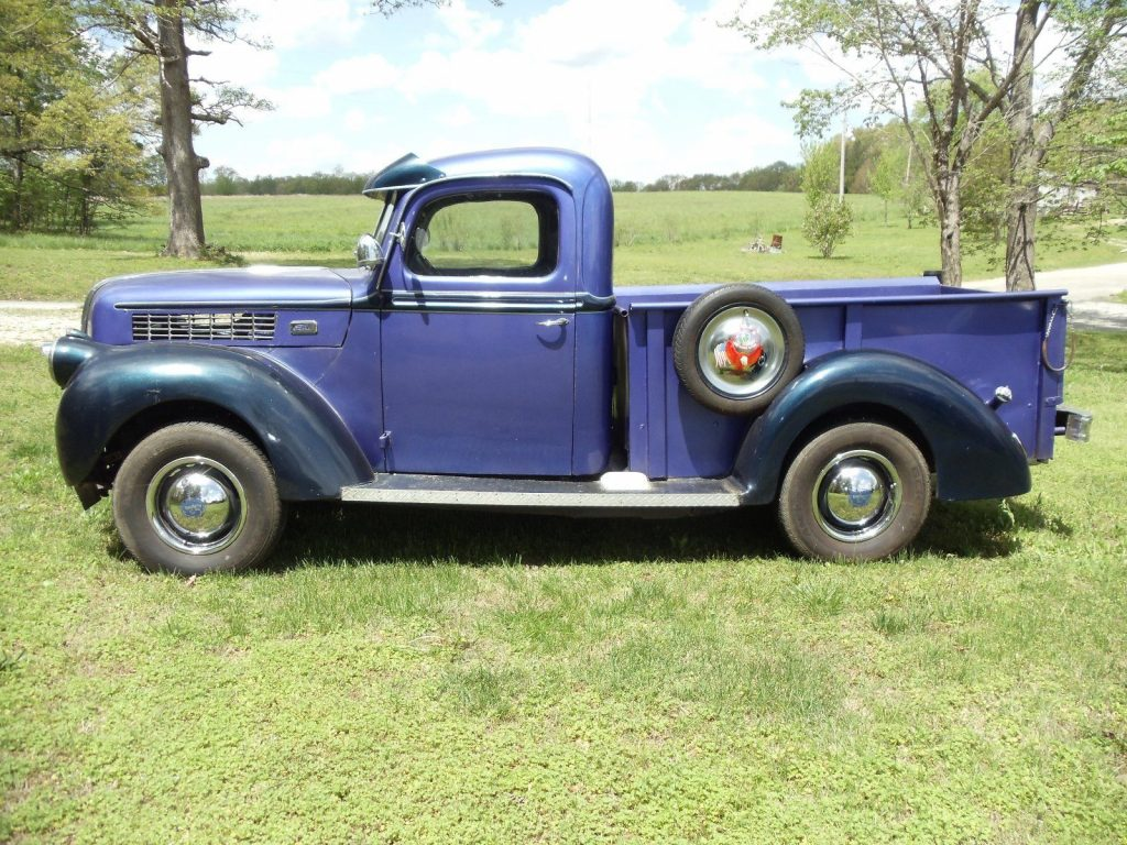 small block 1941 ford pickup custom for sale. Black Bedroom Furniture Sets. Home Design Ideas