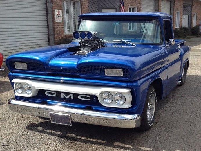 Bad To The Bone 1960 Chevrolet Pickups Custom Truck For Sale