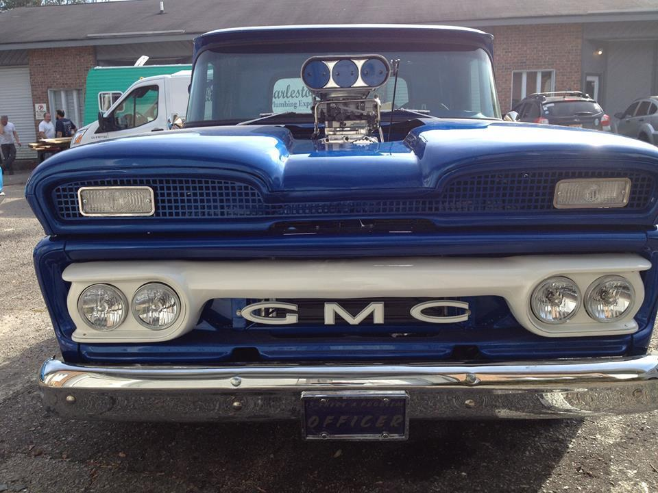 Bad to the bone 1960 Chevrolet Pickups custom truck for sale