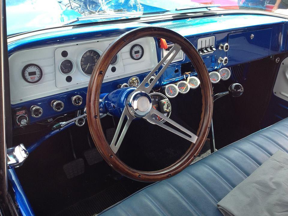 Bad to the bone 1960 Chevrolet Pickups custom truck