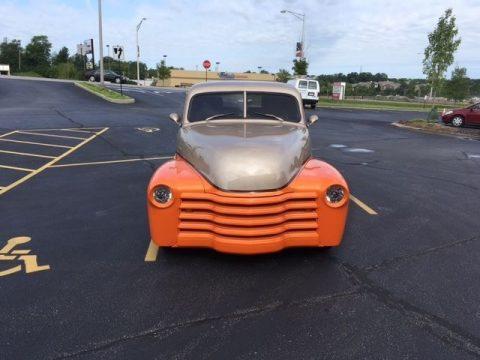 Chopped 1949 Chevrolet Pickups custom truck for sale