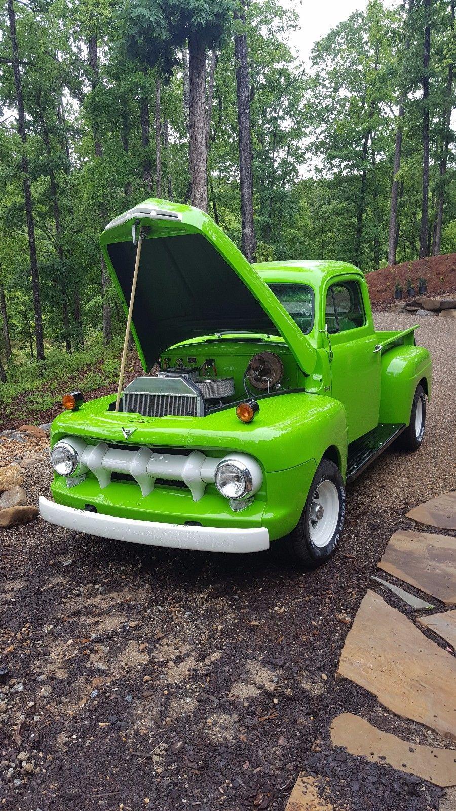 Frame Off Built 1950 Ford F 100 Custom Truck For Sale