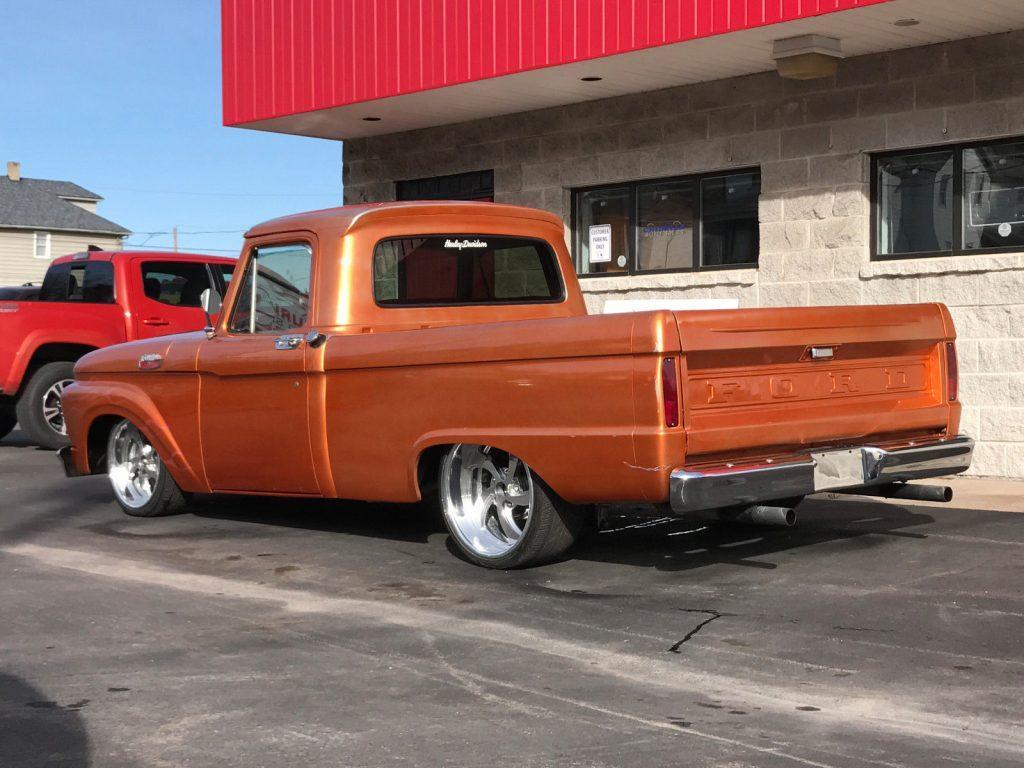 Near perfect 1964 Ford F 100 Custom truck
