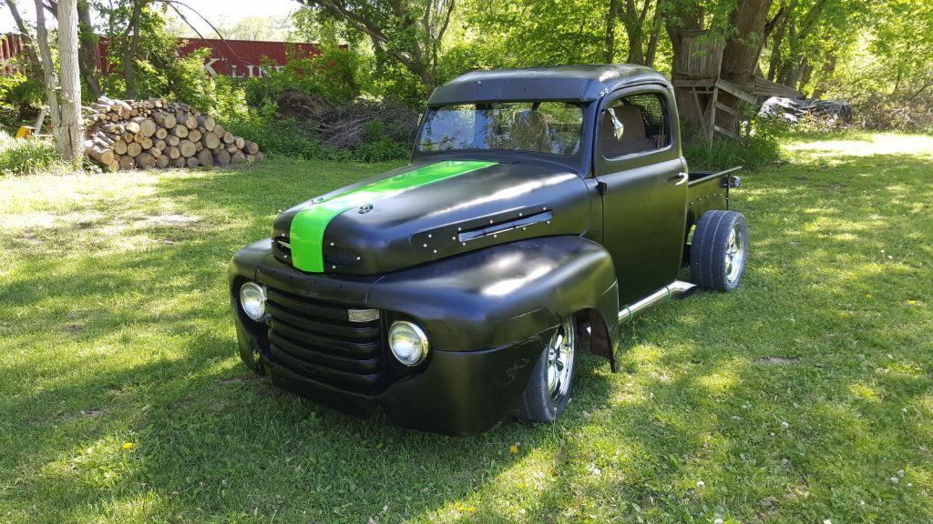 Not Restored 1949 Ford Pickup Custom Truck For Sale
