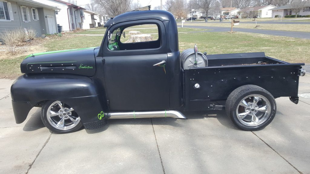 Used Cars Evansville In >> 1937 Ford Pickup Truck For Sale | Autos Post