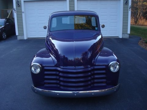 Purple beast 1948 Chevrolet Pickups 3100 custom truck for sale