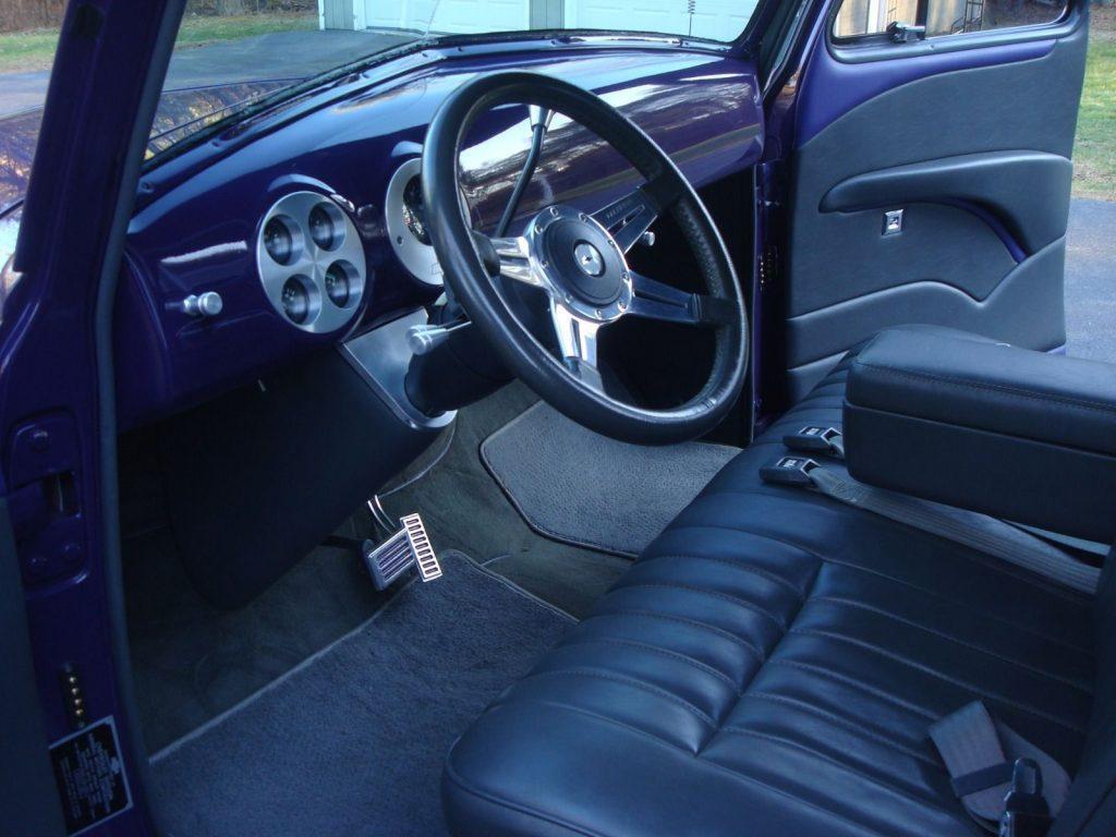 Purple beast 1948 Chevrolet Pickups 3100 custom truck