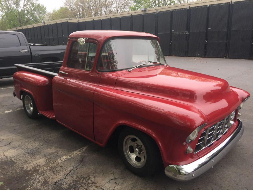 Tastefully Customized 1956 Chevrolet Pickups Custom Truck