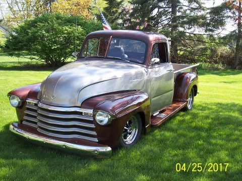 Caddy parts 1951 Chevrolet Pickups custom for sale