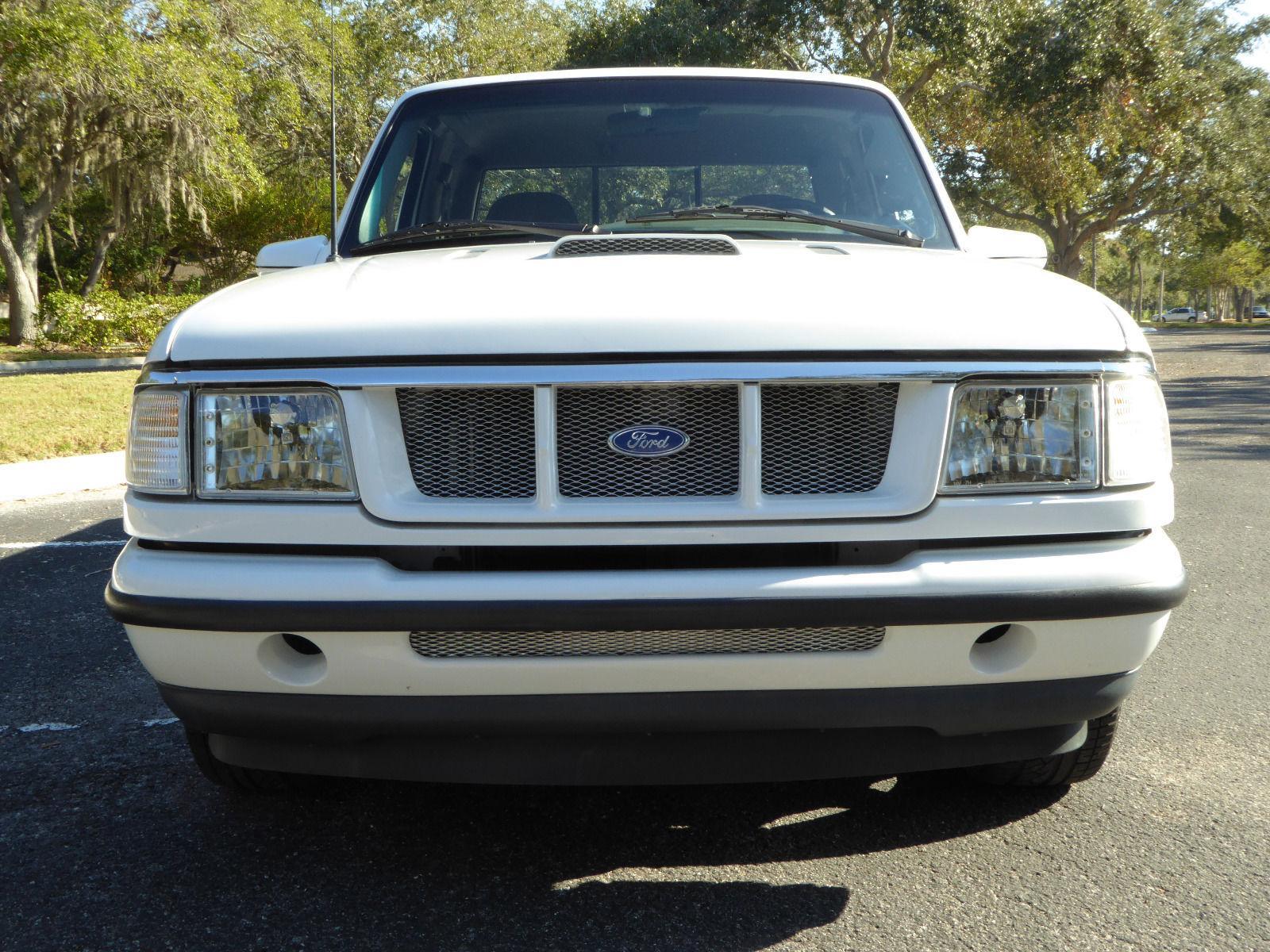Completely Restored Ford Ranger Xl Custom For Sale on 1994 Ford F 150 Lightning Custom