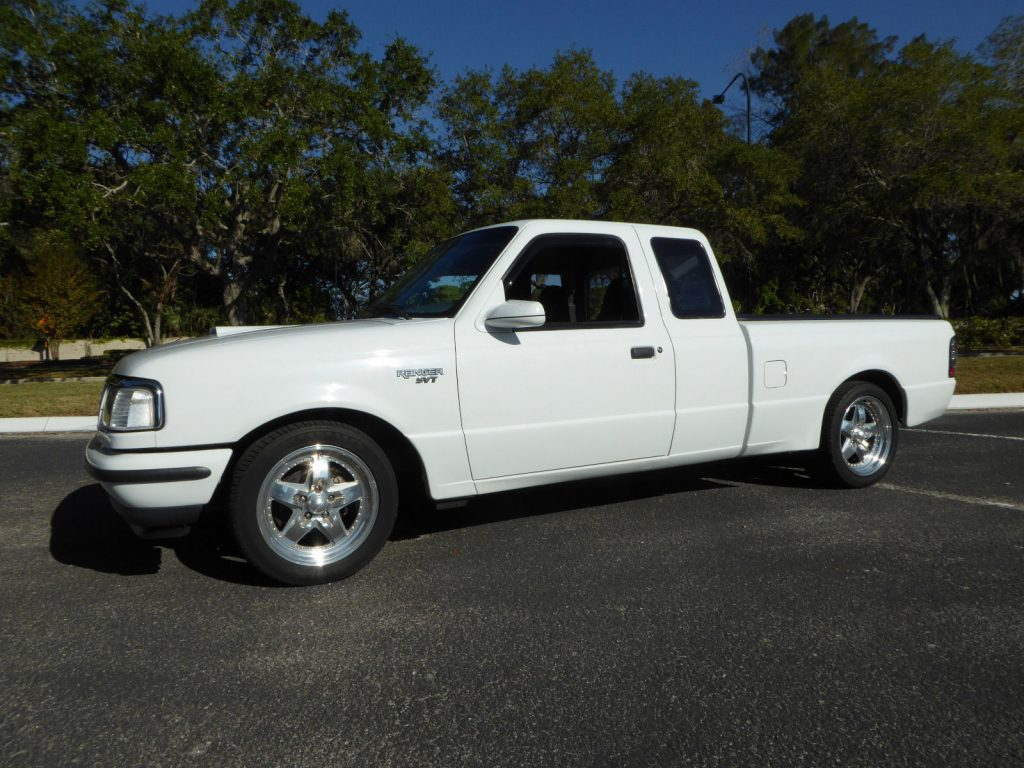 Completely Restored Ford Ranger Xl Custom For Sale X on 1994 Ford Lightning Engine