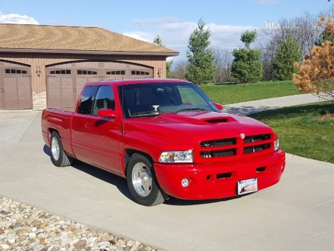 Fully customized 1995 Dodge Ram 1500 SLT Sport custom for sale