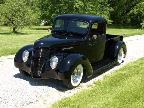 Highly detailed 1937 Ford Pickups Custom for sale
