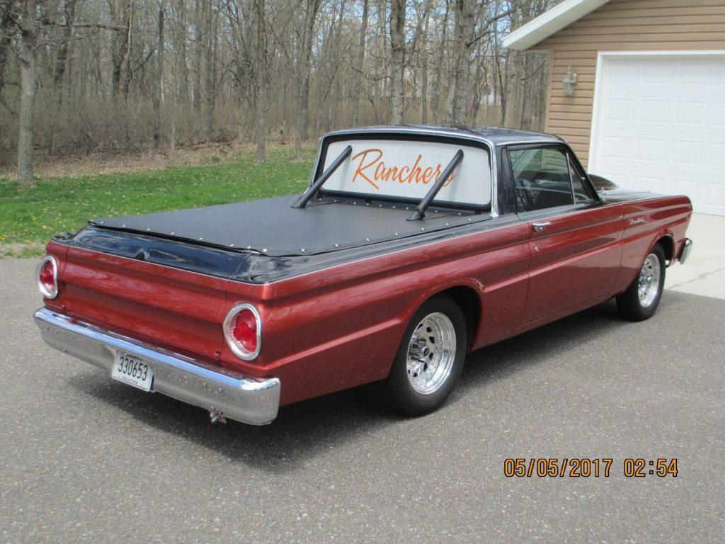 Pro street cruiser 1964 Ford Ranchero custom