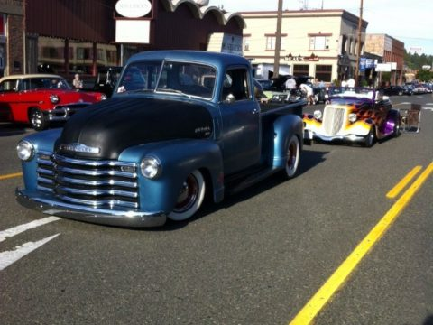 Resto mod 1950 Chevrolet Pickups 3100 custom for sale