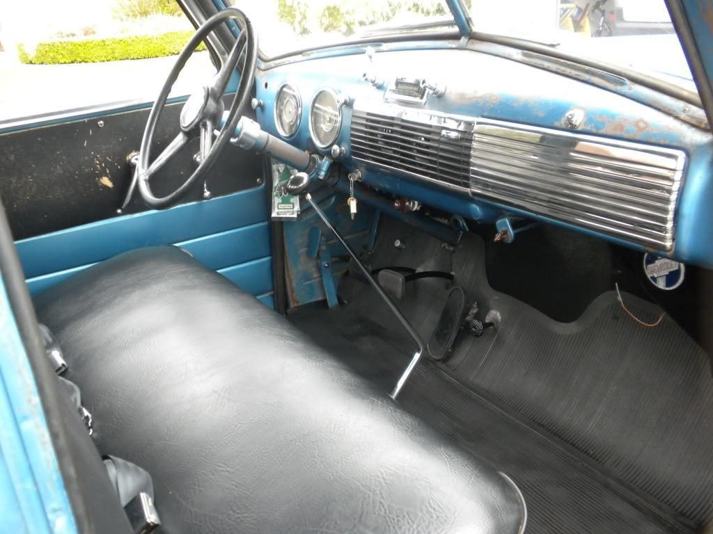 Resto mod 1950 Chevrolet Pickups 3100 custom